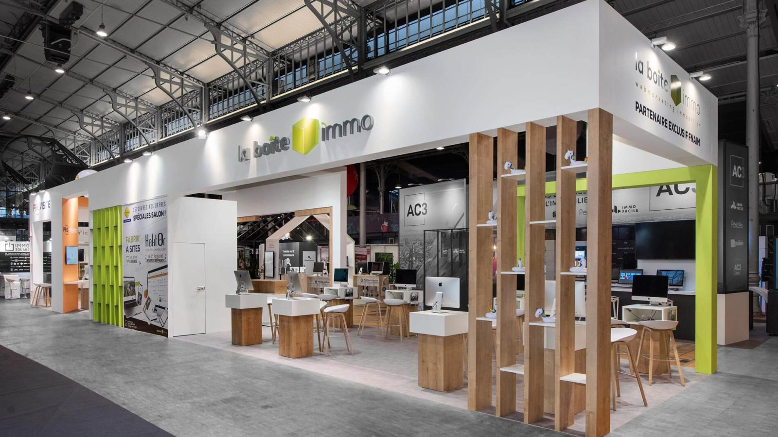 Exhibition Stand On Rent : Rent a stand for a fair in cologne u dein messestand