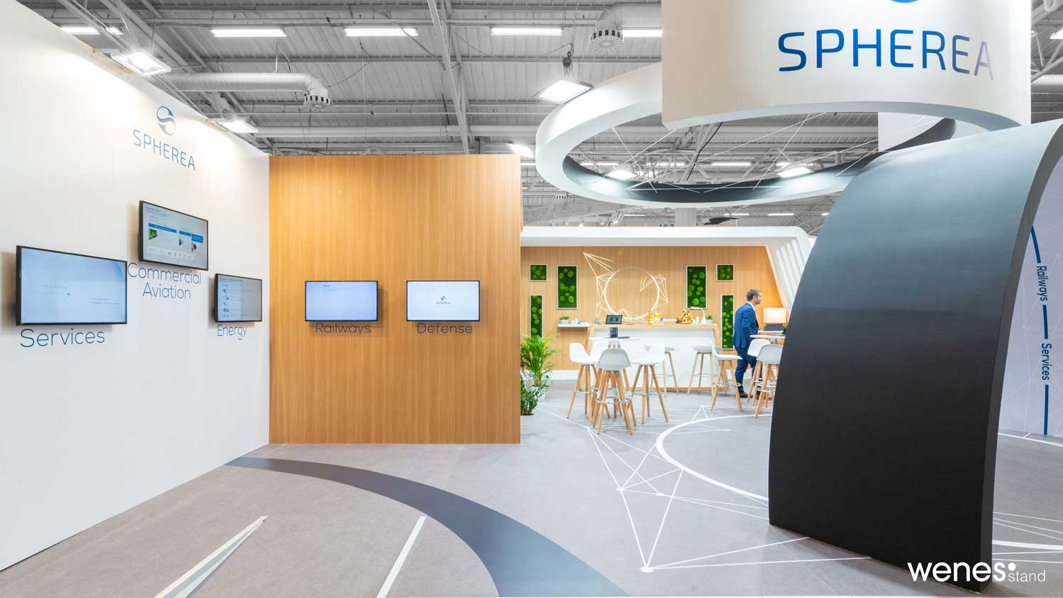 Stand Spherea